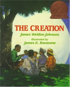 1995 Illustrator Award Winner:      James Ransome, illustrator of The Creation, text by James Weldon Johnson (Holiday House).