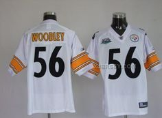 http://www.xjersey.com/pittsburgh-steelers-56-lamarr-woodley-white-jerseys.html Only$34.00 PITTSBURGH STEELERS 56 LAMARR WOODLEY WHITE JERSEYS Free Shipping!