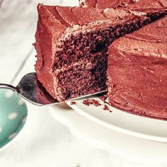 The most delicious chocolate sponge cake. Ideal for birthdays or just as a dessert! #thesugarrosekitchen #chocolatecake #chocolate #chocolatesponge #easybakingrecipes Easy Baking Recipes, Baking Tips, Chocolate Sponge Cake, Classic Cake, Cake Makers, Occasion Cakes, Delicious Chocolate, Yummy Treats, Tea Time