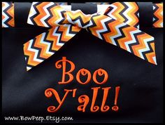 Hey, I found this really awesome Etsy listing at http://www.etsy.com/listing/157657153/halloween-boo-yall-chevron-stripes