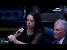 """Janaína Paschoal """"Mentira na Boca de Senador, ofende Toda a Nação"""""""