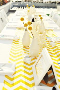 Wedding Inspiration and Planning » Chevron Wedding Designs Keywords: #weddings #jevelweddingplanning Follow Us: www.jevelweddingplanning.com  www.facebook.com/jevelweddingplanning/