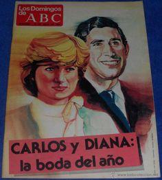 Los domingos de ABC - Carlos y Diana La boda del año - (26 de julio de 1981)