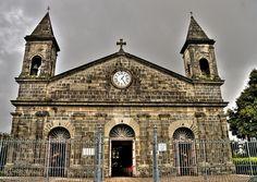 Iglesia San Joaquín  Heredia Costa Rica