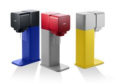soda stream play by yves bear.  clever use of the primary color scheme outside of toy categories.