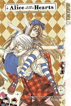 Alice in the Country of Hearts, Vol.1.....all of the alice books by QuinRose (pronounced queen rose) are AWESOME!