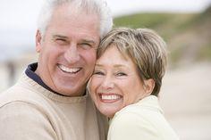 older couples | older couple- hugging