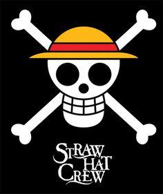 One Piece Straw Hat Crew Throw Blanket