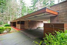 Frank Lloyd Wright Brandes House