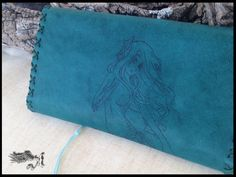 Hey, I found this really awesome Etsy listing at https://www.etsy.com/listing/198691426/blue-mermaid-leather-tobacco-pouch