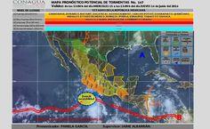 Continuará ambiente caluroso y probabilidad de lluvias aisladas en Chihuahua | El Puntero