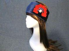 "velvet 4"" wide headband women girl sewing pattern | Craftsy"