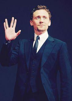 Tom Hiddleston♡