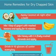 Get rid of dry itchy skin with these effective and natural home remedies.