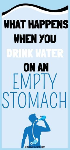 See What Happens When You Drink Water On an Empty Stomach – Slim & Fit & Healthy Natural Health Tips, Natural Health Remedies, Herbal Remedies, Natural Skin, Natural Beauty, Health Quiz, Health Facts, Health Diet, Health And Wellness Quotes