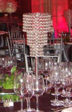 Rent Manzanita Branch Centerpieces in the NY, NJ, PA & CT area