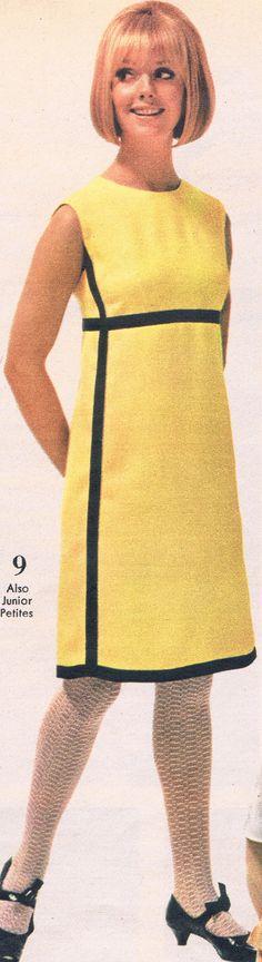 Spiegel catalog 1966.  Cay Sanderson.