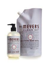 Mrs. Meyer's Lavender....best smelling soap ever!