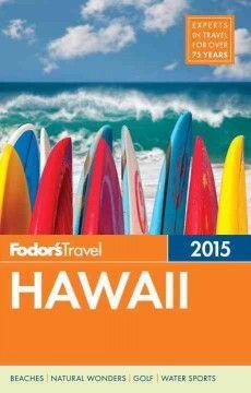 FODOR'S 2015 HAWAII