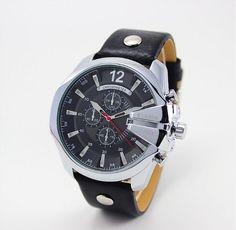 Pánské voděodolné hodinky CURREN černo-bílé – pánské hodinky Na tento  produkt se vztahuje nejen d8147b9fc6