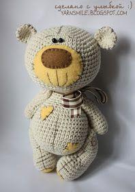 Sourire laine :): Ours