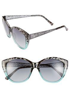 Grey printed sunglasses
