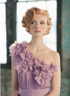 So classy and 1930s-esque...beautiful