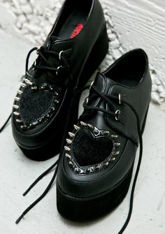6e700198524e Demonia Last Love Platform Creepers but take solace in the fact that you  we re