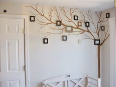 Great idea for a family tree photo gallery. by marla