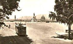1950: Piazzale Michelangelo