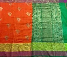 Handloom Yarn Dupion with Silk Mark Certification Kuppadam Pattu Sarees, Dupion Silk Saree, Kalamkari Saree, Organza Saree, Silk Organza, Fancy Sarees, Sarees Online, Pure Products, Quilts