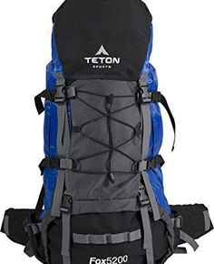 Teton Sports Escape 4300 Ultralight Sac à dos