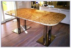 Beautiful Granite Bar Tables and Stools