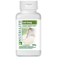Calcio y Magnesio de NUTRILITE™ Nº RGS: 26-03040/B | Amway
