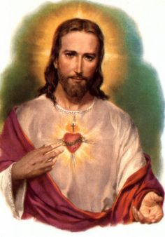 Meditation, Novena, & Offering to the Sacred Heart