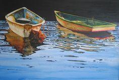 Harry Thompson, Watercolor