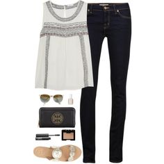 Untitled #503, created by thegingerprep on Polyvore