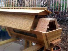 Cathedral Hive Customers Built