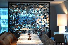 Portfolio of our latest laser cut projects. - Grace & Webb - Bespoke laser cut screens and panels for luxury architectural and interior projects