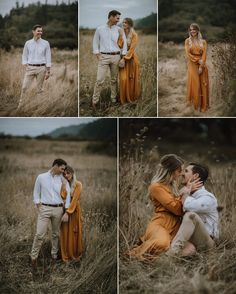 Moody Victoria Engagement Session by Myrtle and Moss Photography, Victoria BC Wedding Photographer Engagement Photo Outfits, Engagement Photo Inspiration, Engagement Couple, Engagement Session, Forest Engagement Photos, Country Engagement Pictures, Picnic Engagement, Fall Engagement, Engagements