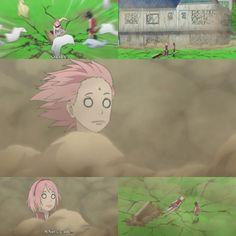 Povera Sakura #sakuraharuno#uchiha#sarada#sasuke#naruto#boruto