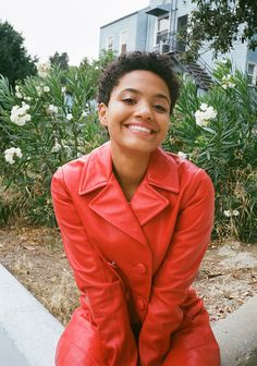 Kiersey Clemons On 'Dope', Diversity And Dating Yourself For Oyster #107 | Fashion Magazine | News. Fashion. Beauty. Music. | oystermag.com