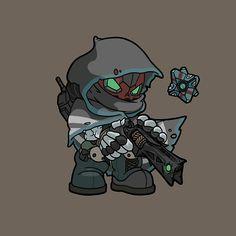 Destiny Dredgen Yor Hunter