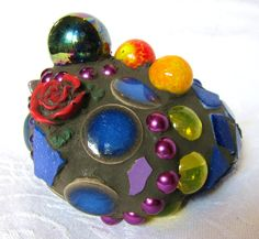 Frances Green - Mosaic Stones Tutorial