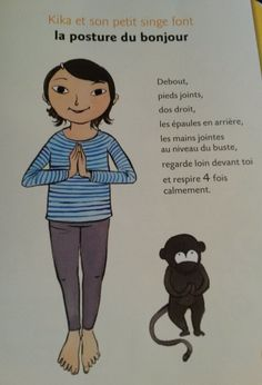 3 postures de yoga pour les enfants