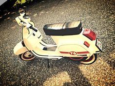 Vespa PK Lambretta Scooter, Scooters, Vintage Art, Pakistan, Inspire, Motorcycle, Princess, Classic, Vehicles