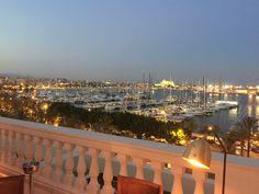Palma de Mallorca - Abendstimmung!