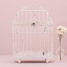 Wedding Reception Conservatory Style Round Birdcage