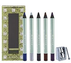Ordered this set of Mally eye liners from QVC - LOVE LOVE LOVE them! Mally's eyeliners are the best!