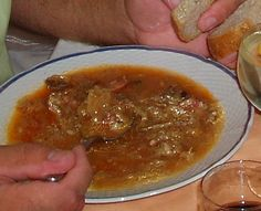 Polish Recipes, Pork, Russian Recipes, Meat, Foods, Red Peppers, Eten, Pork Roulade, Food Food